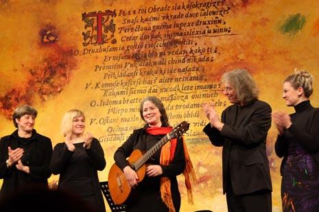 Paola Dražić Zekić i gosti na koncertu