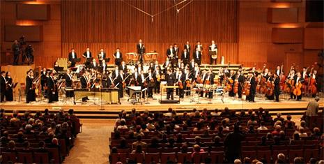 Pekinški simfonijski orkestar, foto: Davor Petričić, mbz.hr