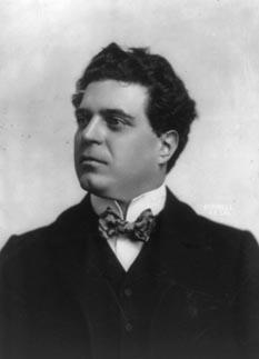 Pietro Mascagni, 1903.
