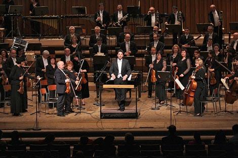 Plovdivska filharmonija i dirigent Dian Čobanov