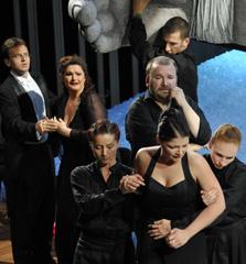 Rajnino zlato; Attila Fekete - Froh, Judit Németh - Fricka, Christian Franz - Loge, Anna Herczenik - Freia