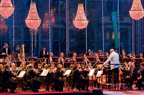 Residentie orkest den Haag i Neeme Järvi, foto: www.flickr.com