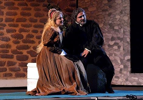 Società Filarmonia, Udine, Italija, Giuseppe Verdi, Rigoletto, dir. Alfredo Barchi, red. Gianpaolo Zennaro, foto: Vedran Penga