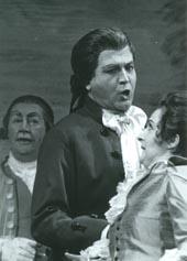Grof, Wolfgang Amadeus Mozart, Figarov pir, Covent Garden, London, 1966.