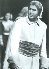 Hans Werner Henze, Der Prinz von Homburg (Princ od Homburga), u Operi u Hamburgu, 1960.