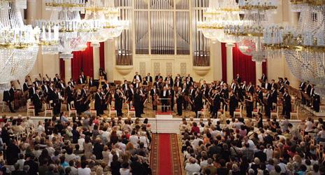 Sanktpeterburška filharmonija, foto: www.philharmonia.spb.ru