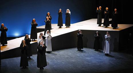 HNK u Splitu: Giacomo Puccini, Sestra Angelica, dir. Ivan Repušić, red. Fabio Sparvoli