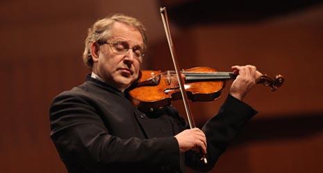 Shlomo Mintz, foto: Danko Vučinović, www.zgf.hr