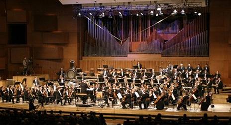 Simfonijski orkestar i Big Bend HRT-a, foto: Thomas Krstulović, mbz.hr