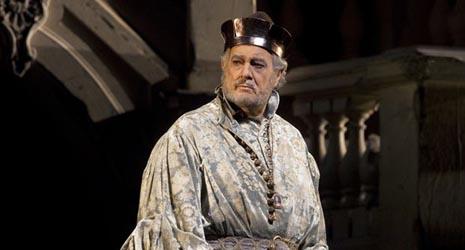 Metropolitan Opera, New York: Giuseppe Verdi, Simon Boccanegra, dir. James Levine, red. Giancarlo del Monaco