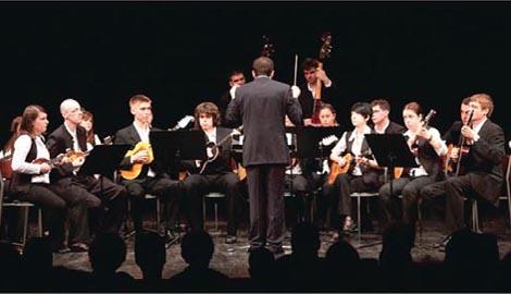 Tamburaški orkestar KUD-a Gay