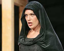 Terezija Kusanović kao Judita, foto: www.hnk-zajc.hr