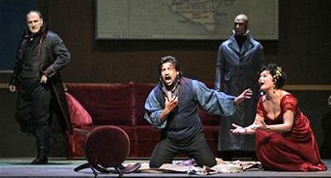 The Metropolitan Opera, New York: Giacomo Puccini, Tosca, dir. Joseph Colaneri, red. Luc Bondy