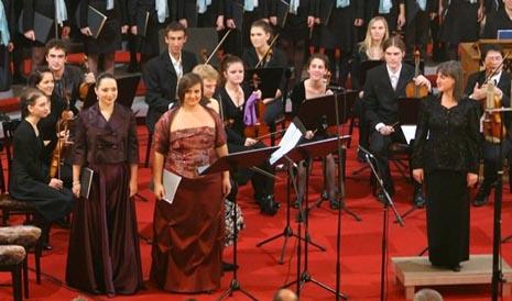 Solisti i zbor Glazbene škole u Varaždinu, Svečani koncert uz jubilej 40 godina VBV-a