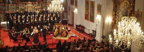Koncert svečanog otvaranja 39. Varaždinskih baroknih večeri