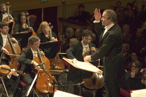 Filharmonija milanske Scale i dirigent Valerij Gergijev, foto: Silvia Lelli