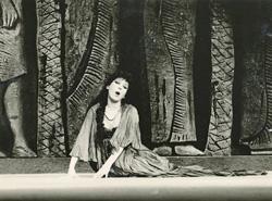 Veneta Janeva Iveljić (Abigaille), HNK u Zagrebu, Giuseppe Verdi, Nabucco
