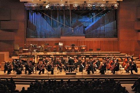 Zagrebačka filharmonija i dirigent Krzysztof Penderecki