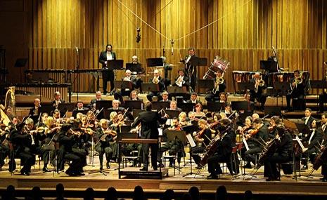 Zagrebačka filharmonija, arhivska fotografija