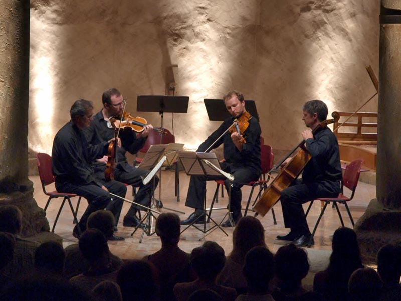 Zagrebački kvartet, foto: Vedran Penga