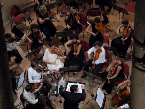 Zadarski komorni orkestar, foto: Vedran Penga