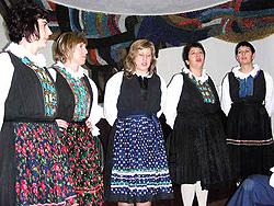 Ženska vokalna skupina Lanišće
