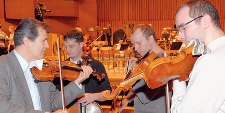 Zagrebacki kvartet, foto: www.story.hr
