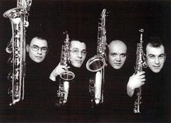 Zagrebački kvartet saksofona