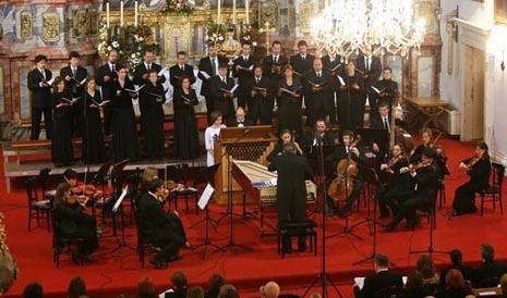 Zbor Purcell i Orkestar Orfeo, foto: www.vbv.hr