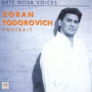 CD Zoran Todorovich Portrait