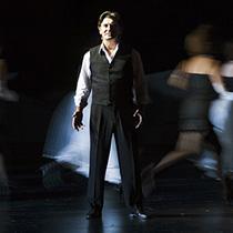 Zoran Todorovich (Calaf), Vlaamse Opera Antwerpen: Giacomo Puccini, Turadot, red. Robert Carsen, foto: © Annemie Augustijns (www.vlaamseopera.be)