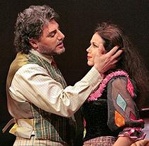 Pagliacci, San Diego Opera