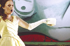 Margareta Klobučar kao Norina u Don Pasqualeu
