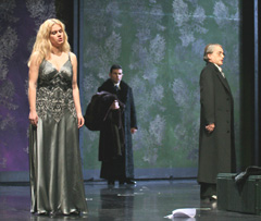 HNK Ivana pl. Zajca: Giuseppe Verdi LA TRAVIATA; Margareta Klobučar i Vitomir Marof