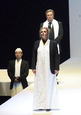 Bečka državna opera: Giuseppe Verdi, <i>Moć sudbine</i>, dirigent Philippe Auguin, red. David Pountney; Eva-Maria Westbroek (Leonora) i Ferruccio Furlanetto (Gvardijan)