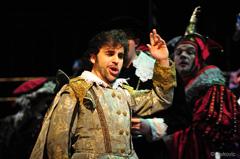 Giuseppe Verdi: Rigoletto, red. Krešimir Dolenčić, HNK u Zagreb, foto: Saša Novković