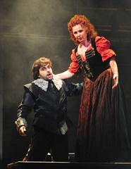Giuseppe Verdi: Rigoletto, red. Krešimir Dolenčić, HNK u Zagrebu, foto: Saša Novković
